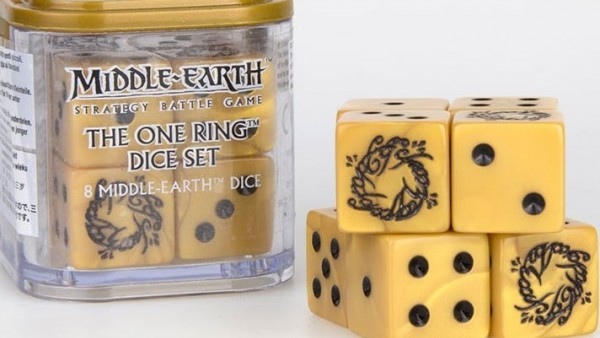 Middle-earth Dice & More Coming Soon From Games Workshop