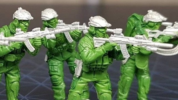 Spectre Miniatures Strike With Their Ultra-Modern Spetsnaz