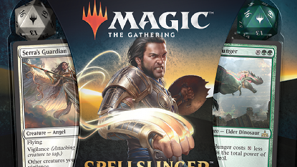 Spellslinger Starter Set Helps You Dive Into Magic: The Gathering