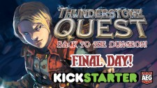 AEG Close In On Final Hours For Thunderstone Quest Back To The Dungeon Kickstarter