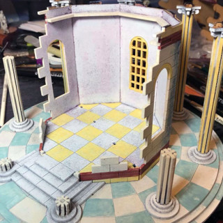 The Final Part to the Temple of Venus