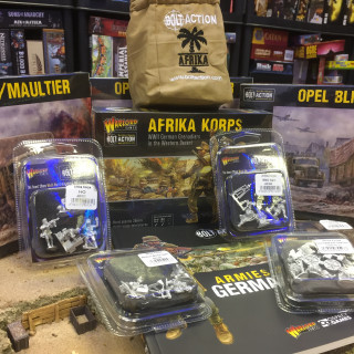 Introduction To The Armies: The German Afrika Korps