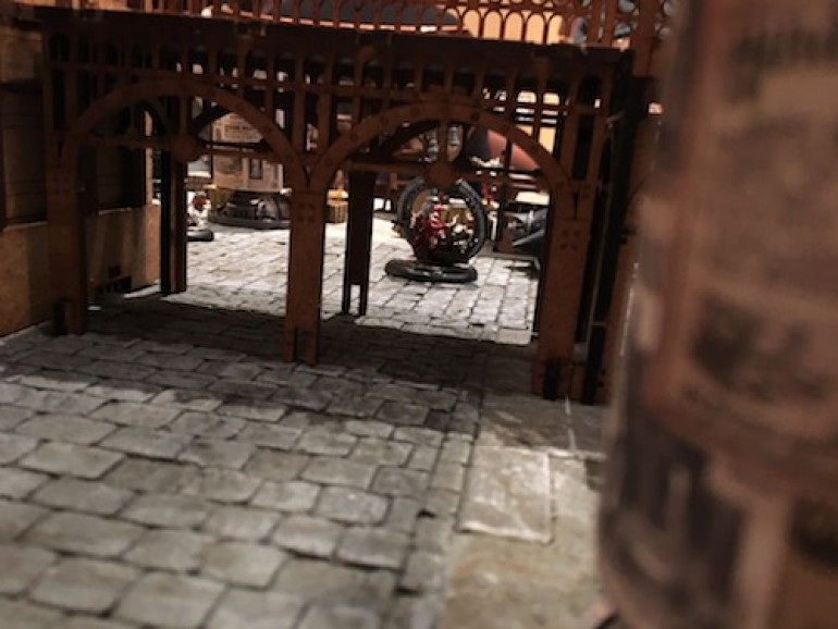 So after picking up their casualties and before the Alvin Yard could arrive, the Ash and Oak club sped off, disappearing into the labyrinthian streets of Lyonesse. At least until next time.