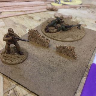 Modelling With The Boot Campers: The German Afrika Korps