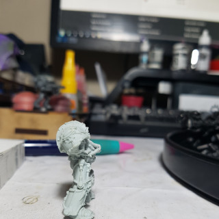 Son of Horus Terminator Character?  Terminator Lord?  Who is he?