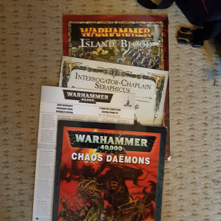 Terminators and Marines and Odds and Sods