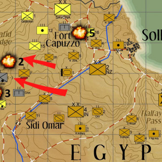 Operation Crusader Day One Campaign Wrap Up