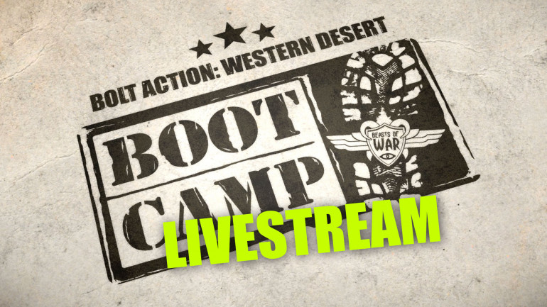 Livestream Going On Now!
