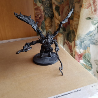 Daemon 2 - Daemon of Khorne Bloodthirster