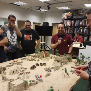Basics Of Bolt Action With Warlord's Charlie