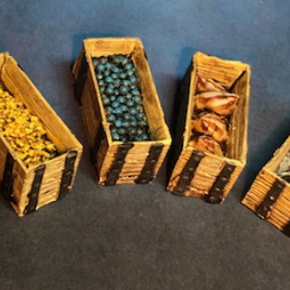 More Crates for the Marketplace.