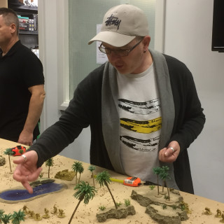 Gaming With The Boot Campers: Mark vs Stephen