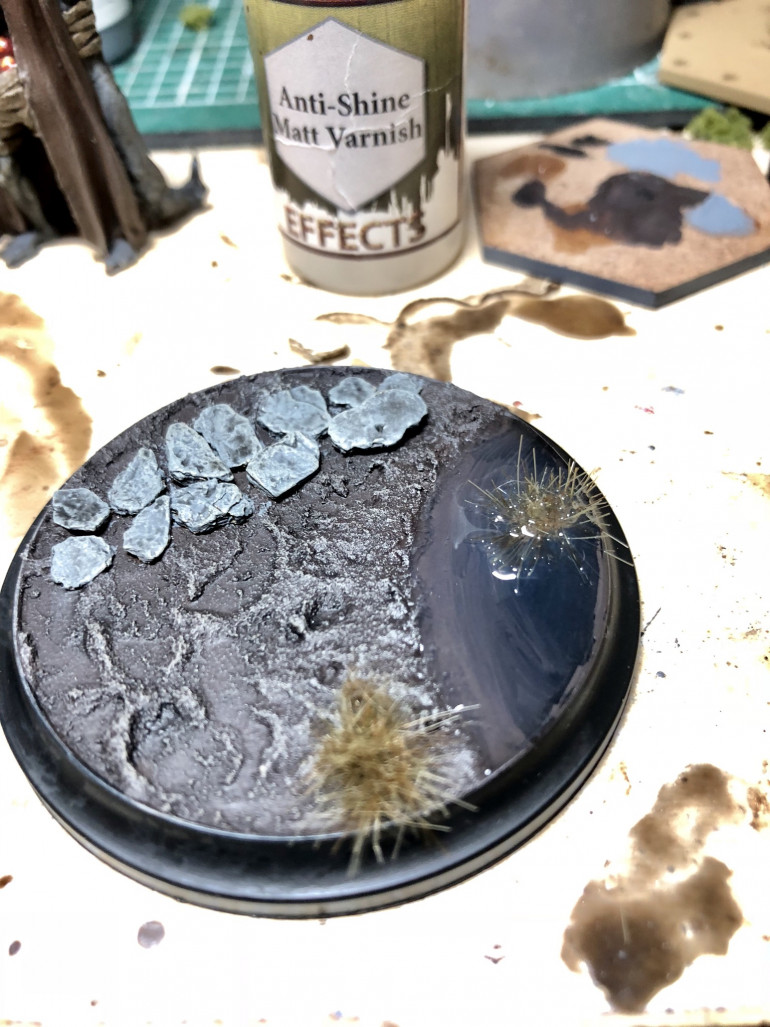 Bases for the Hex continued