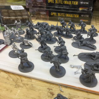Modelling With The Boot Campers: The Afrika Korps Part Two!