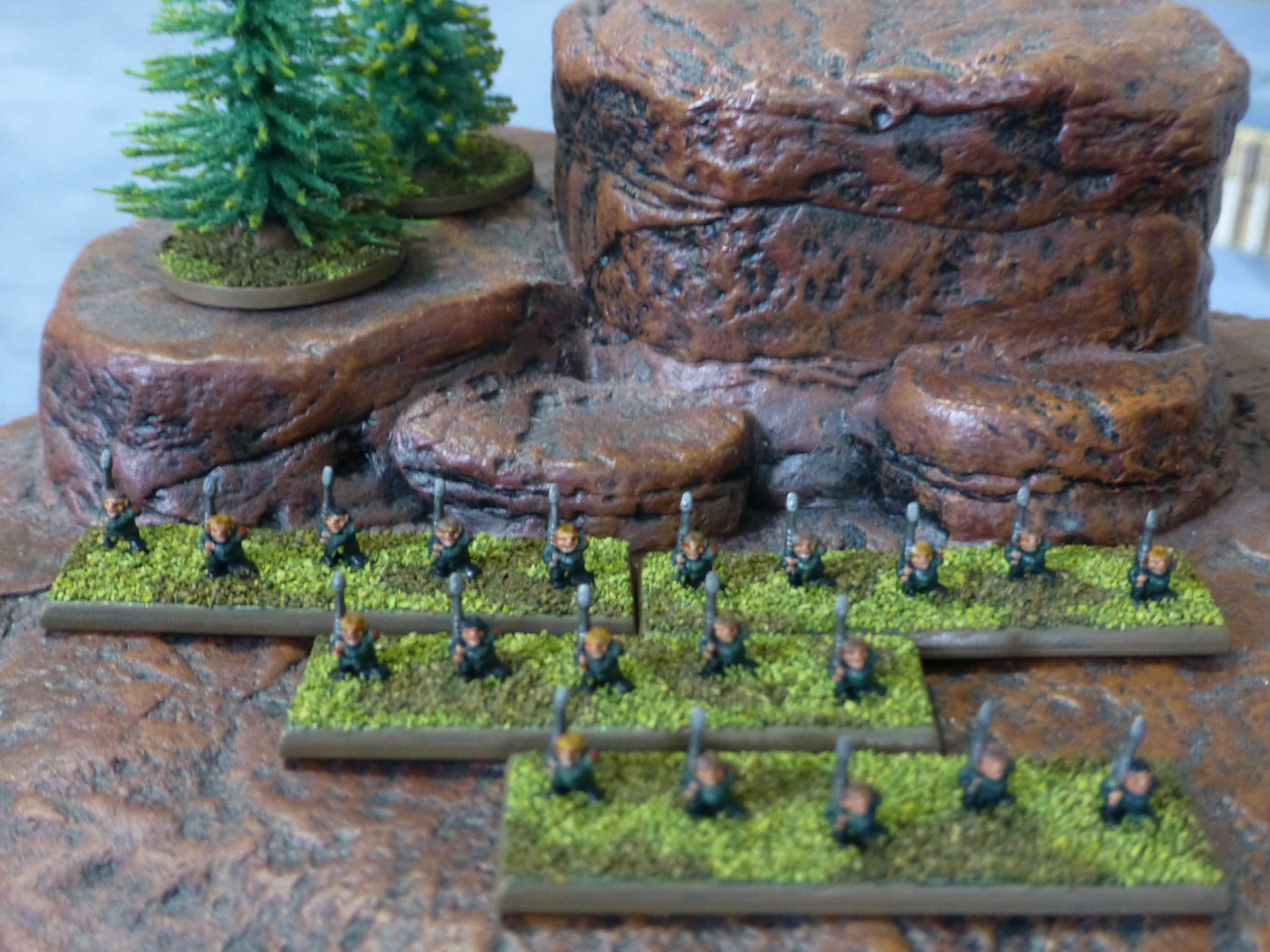 Imperial Guard Infantry Support – OnTableTop – Home of