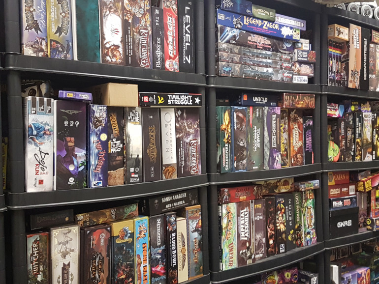 Bring On The Board Games!