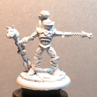 Next miniatures on the table