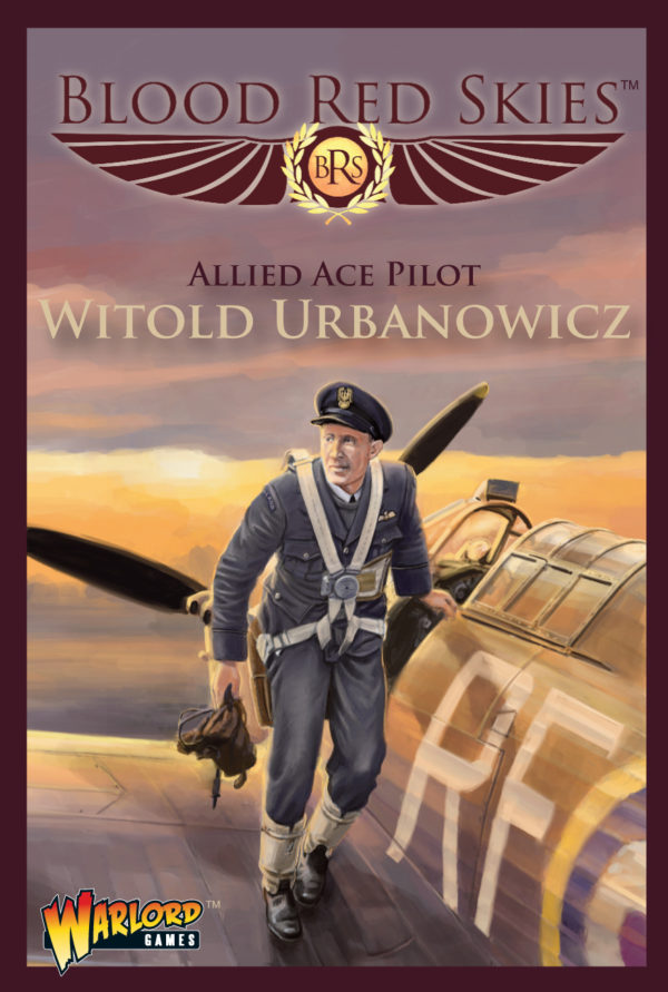 Allied Ace Pilot WITOLD URBANOWICZ - Blood Red Skies