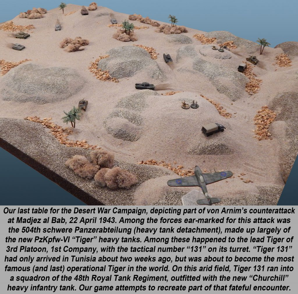 Desert War Article Part 5 H