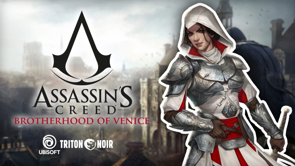 Assassins Creed Coming to the Tabletop!