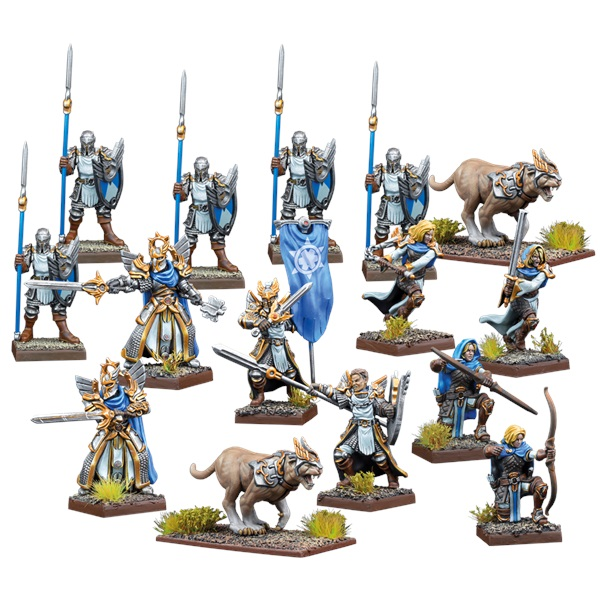 Basilean Set - Kings Of War Vanguard