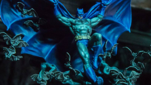 Knight Models' Latest Batman Brings Some Winged Friends