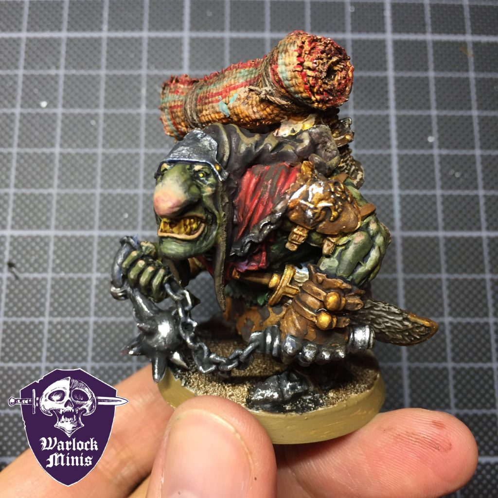 Black Plague Troll #1 by warlockminis
