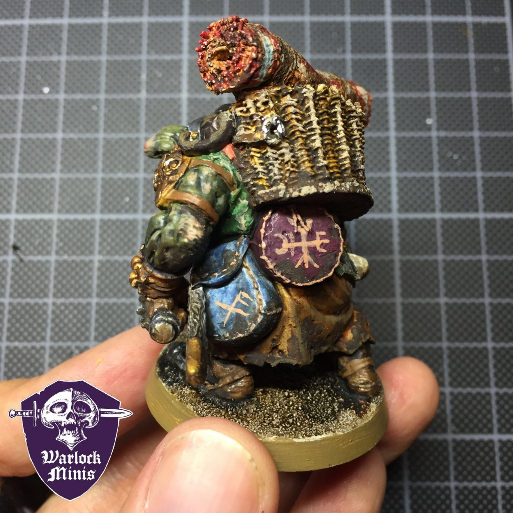 Black Plague Troll #2 by warlockminis