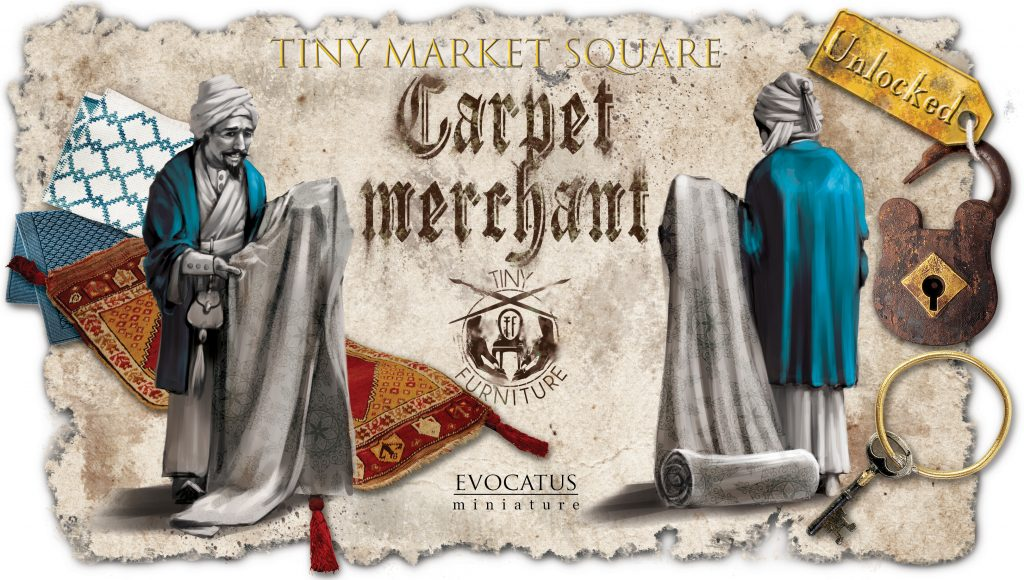 Carpet Merchant - Tiny Furniture