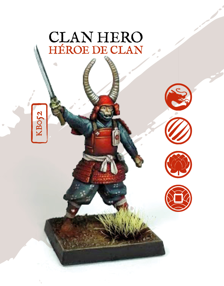 Clan Hero - Zenit Miniatures