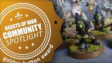 Community Spotlight: 40K Cavalry, Cruel Goblins & An Apocalyptic 7TV Project