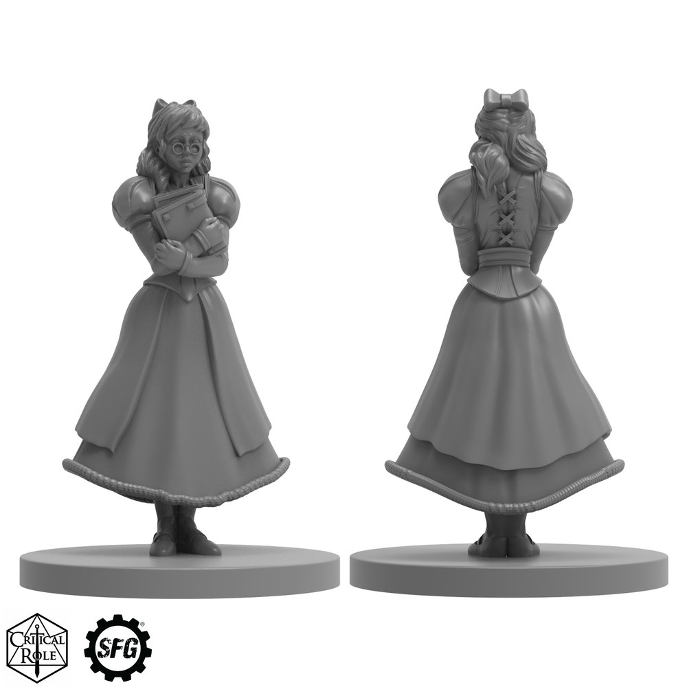 Critical Role Lyra - Steamforged Games