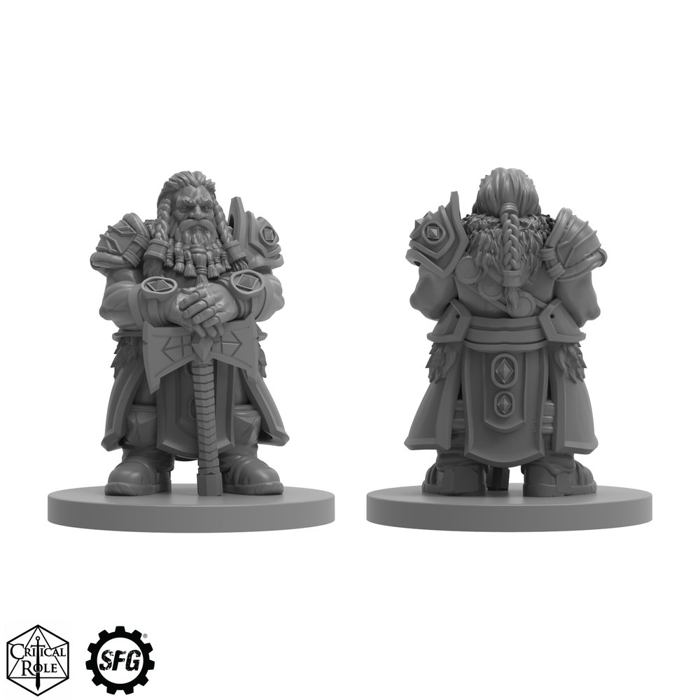 Critical Role Thorbir - Steamforged Games