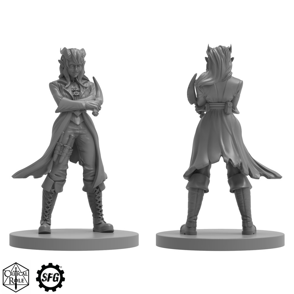 Critical Role Vanessa - Steamforged Games
