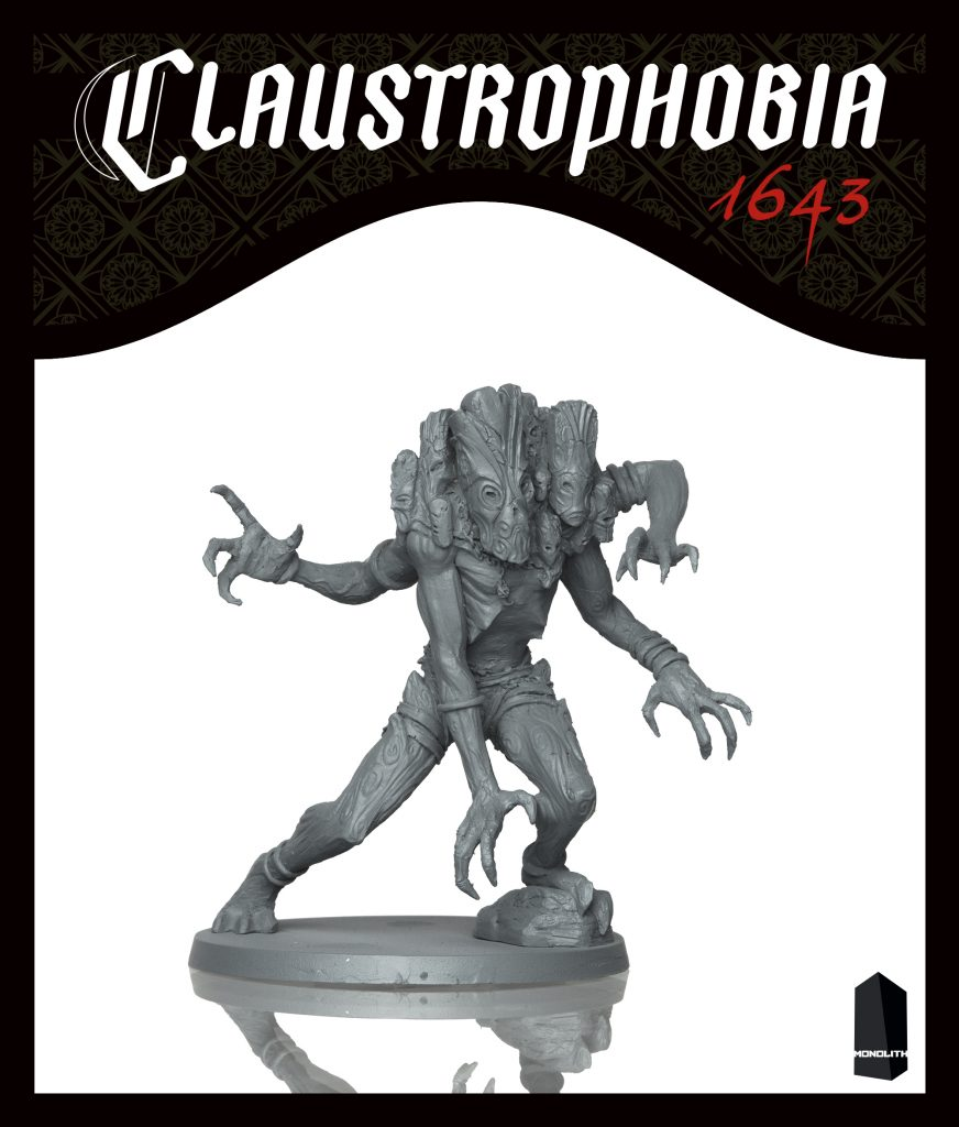 Destructor Miniature - Claustrophobia 1643