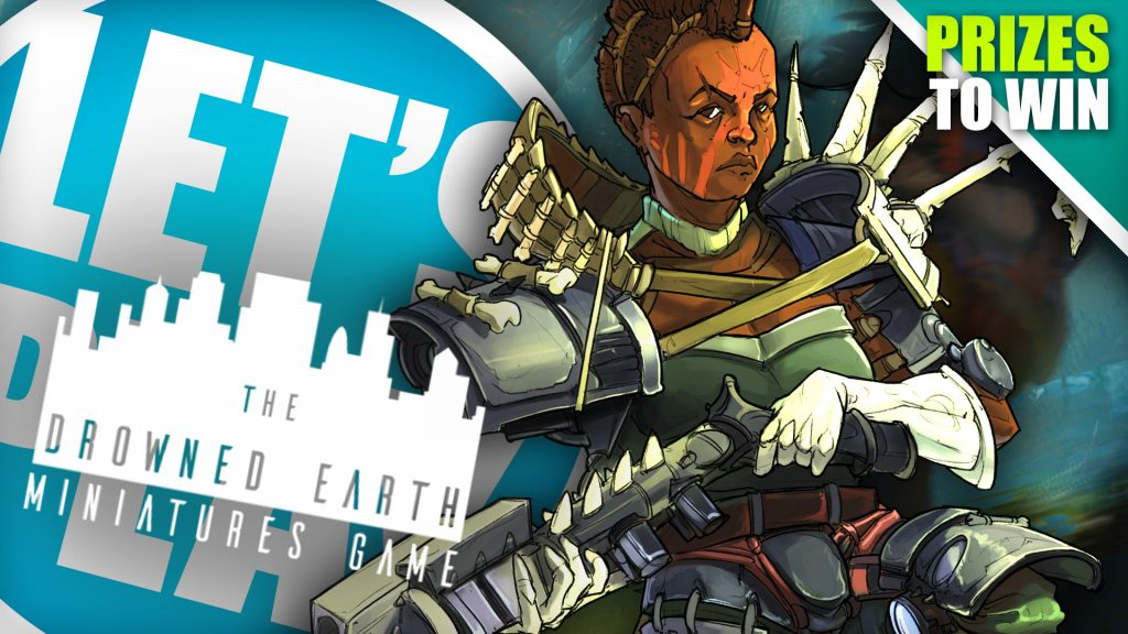 Let's Play: The Drowned Earth - Firm Vs Bondsmen