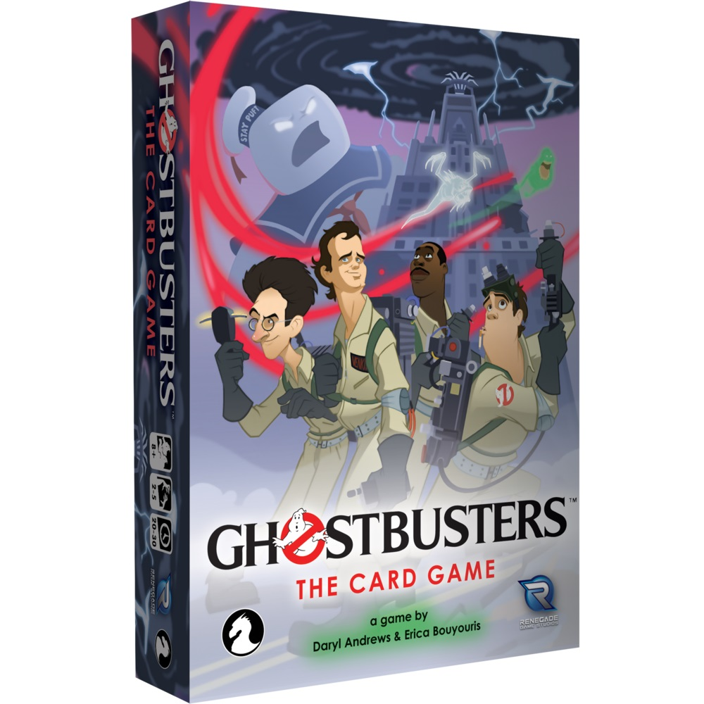 Ghostbusters The Card Game - Renegade Game Studio