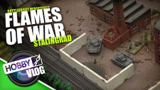 Hobby VLOG: Building An Epic Stalingrad Gaming Table