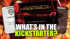 Hunger Games – What's In The Kickstarter?