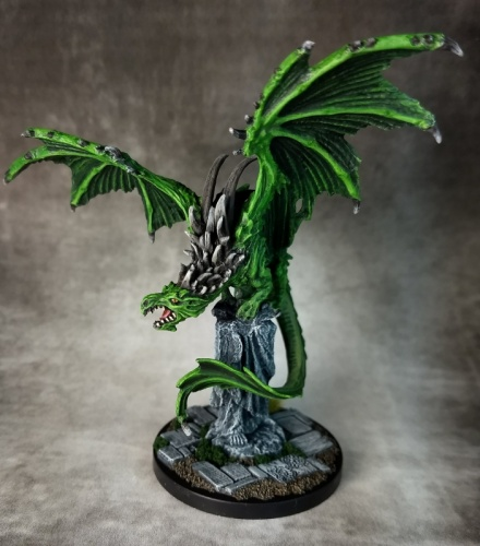 Julie Guthrie Dragon - Reaper