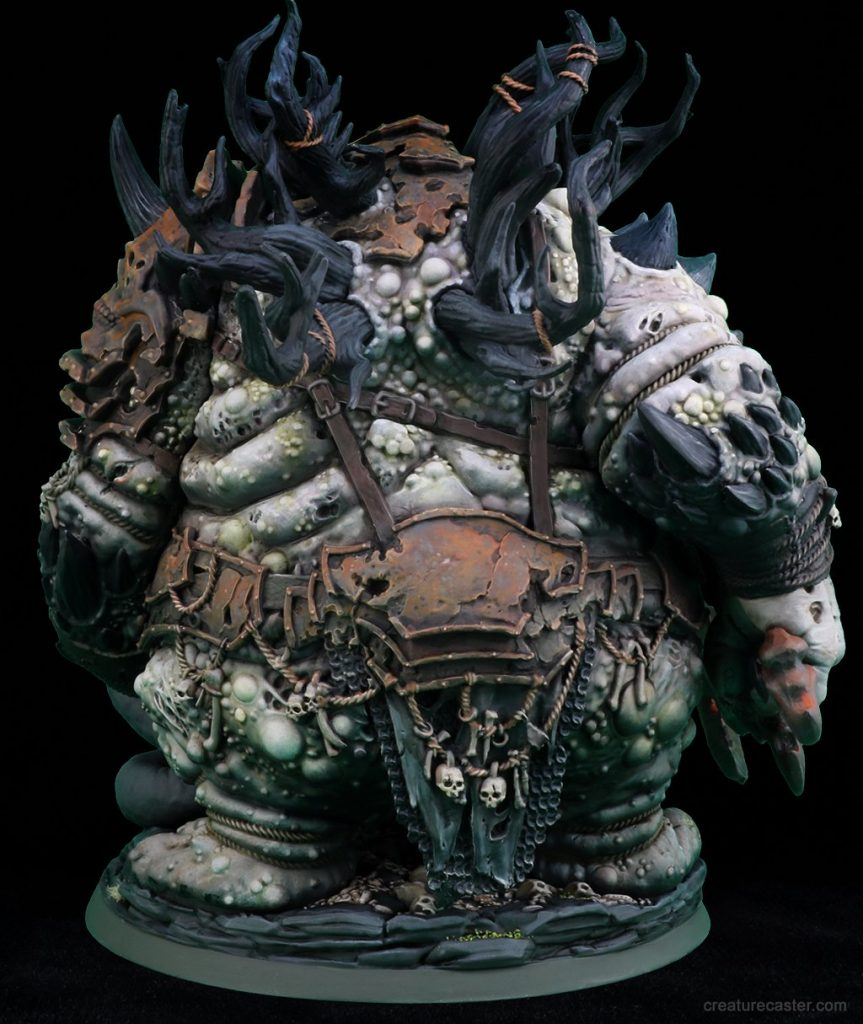 King Of Ruin #2 - Creature Caster