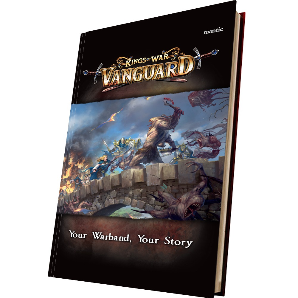 Kings Of War Vanguard - Mantic Games