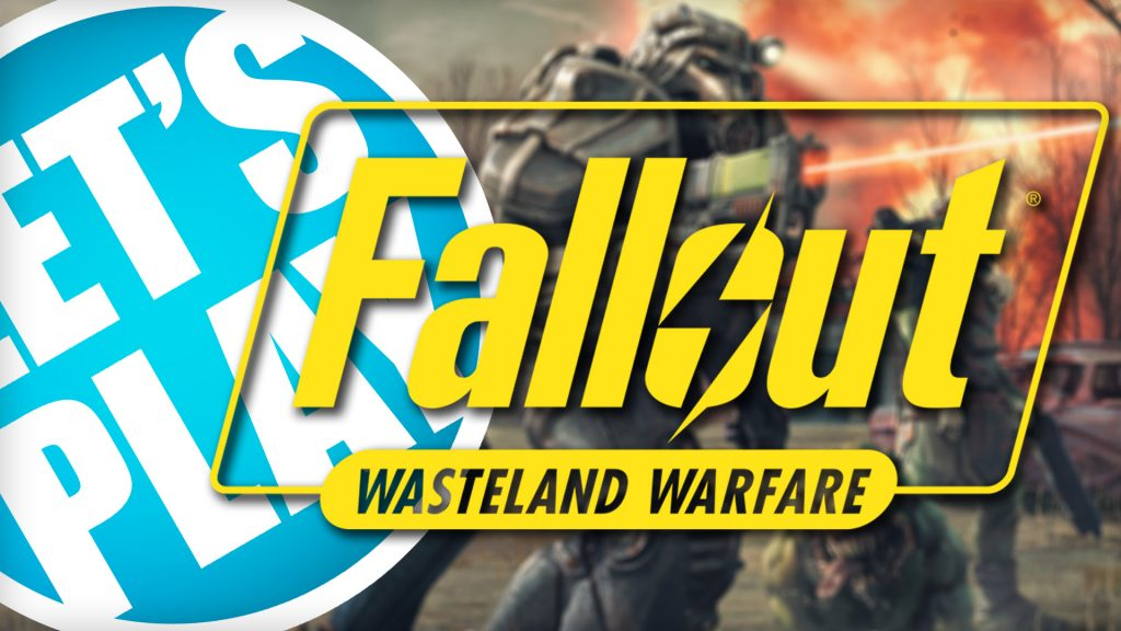 Let's Play: Fallout Wasteland Warfare - Into The Sewer