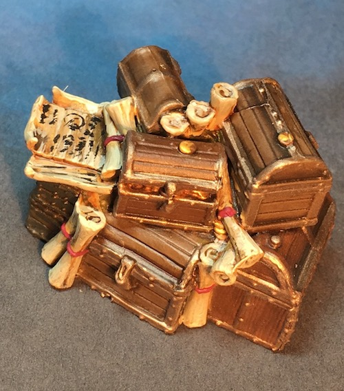 Mantic Terrain Crate #3 by 144artist