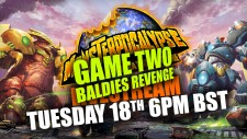 Monsterpocalypse Livestream Baldies Revenge 6pm BST Tonight