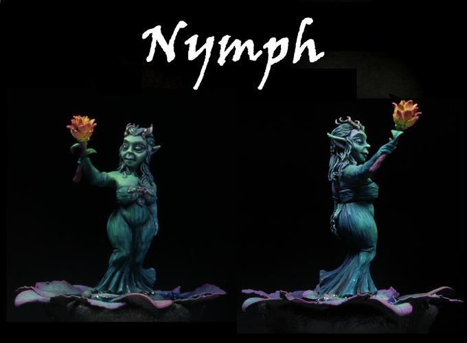 Nymph - Ouroboros Miniatures