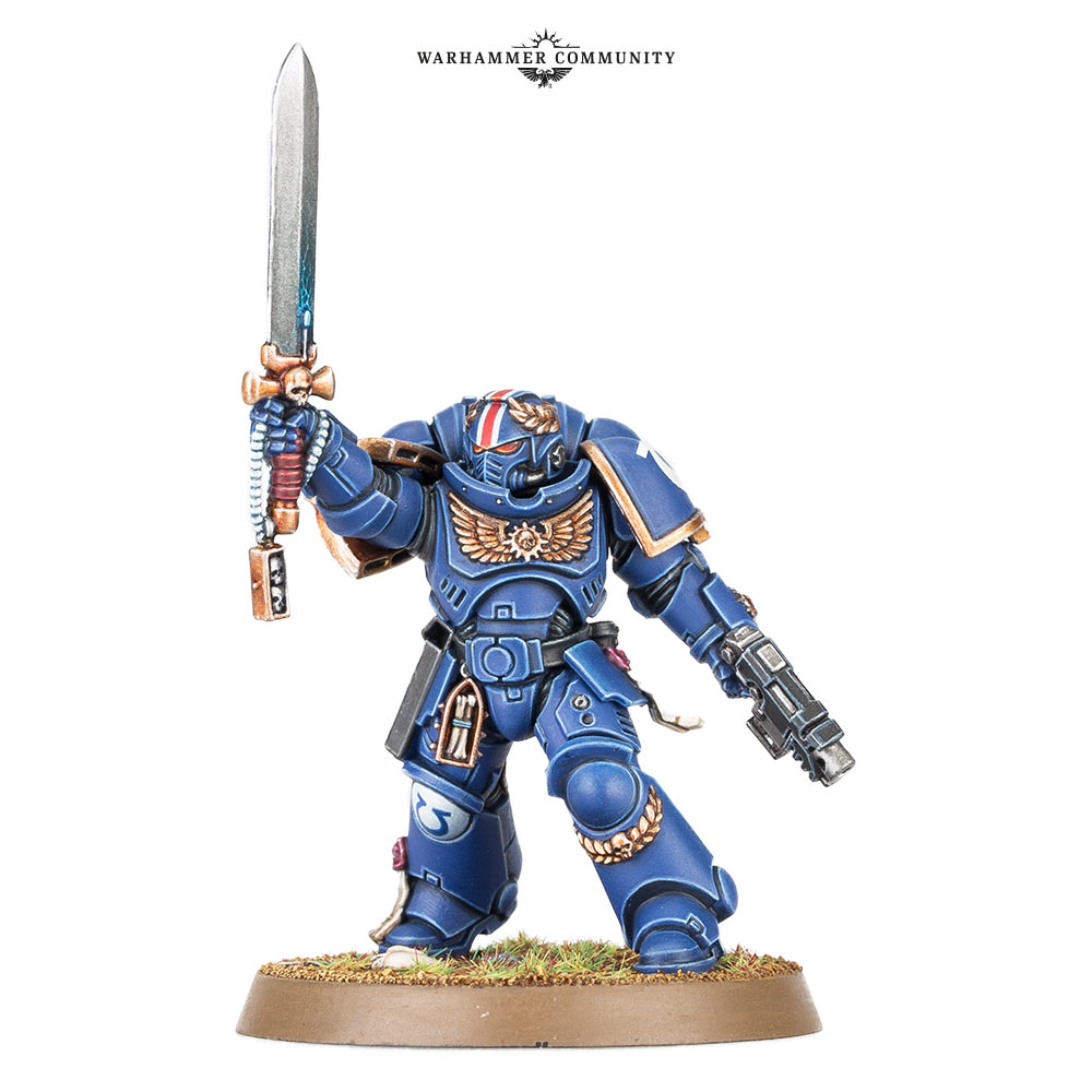 Primaris Lieutenant - Games Workshop