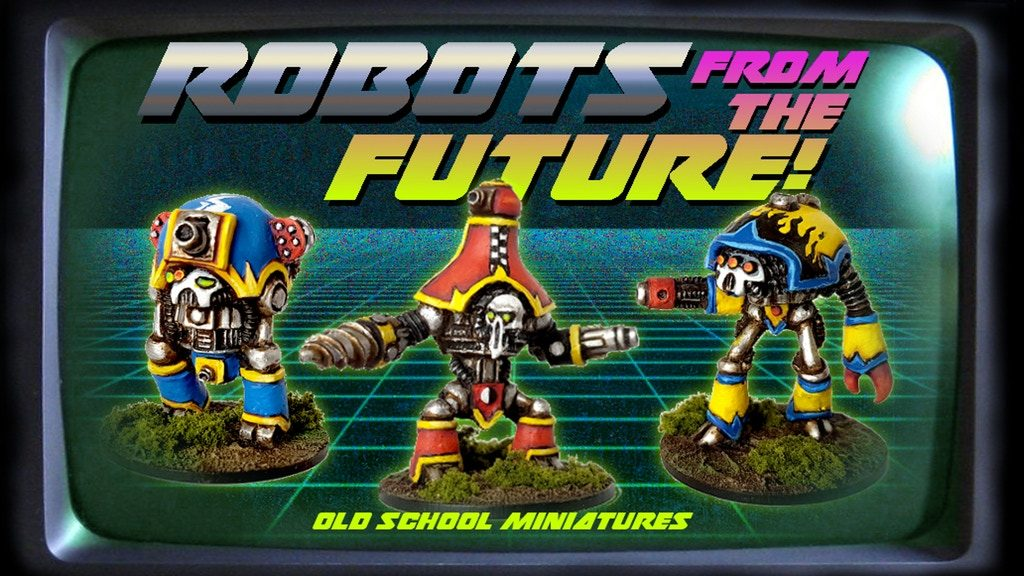 Robots From The Future Main Image - OSM