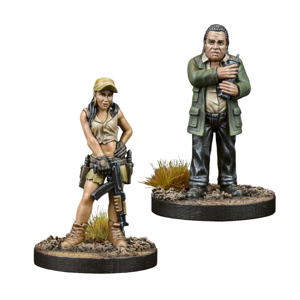 Rosita & Eugene - Mantic Games