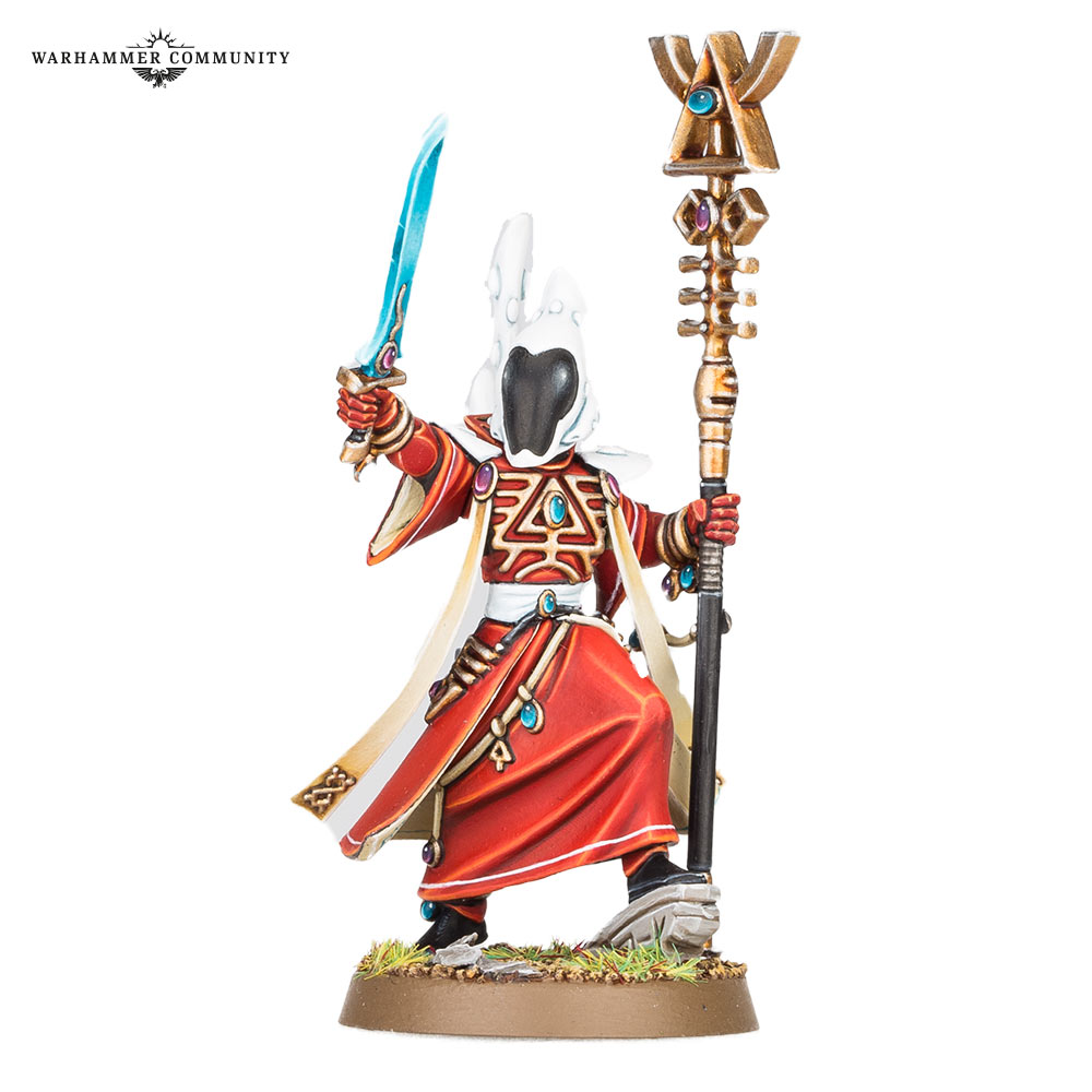 Spirit Seer - Games Workshop